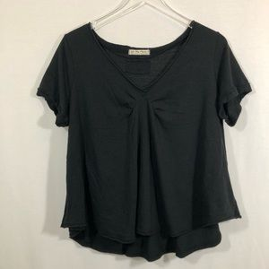 We The Free Black Top Sz Small